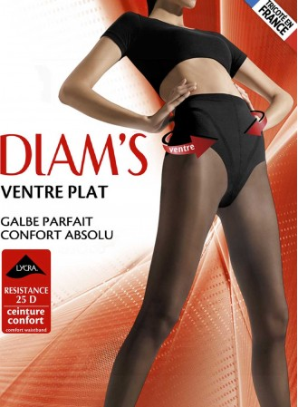 Collant Diam's Ventre Plat