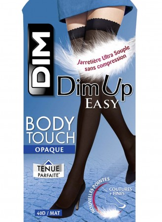 Bas autofixant DimUp Easy Body touch