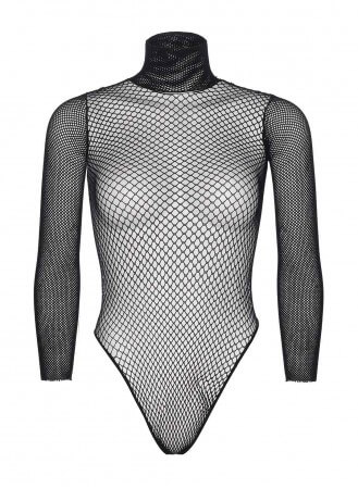 Body Turtleneck Résille