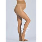 Collant cache cœur Maternité Activ'Light 30 deniers nude