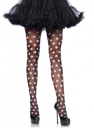Collant Leg Avenue Polka