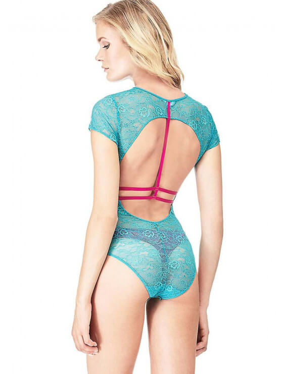 Body Guess turquoise