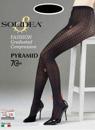 Plus de détails Collant de Compression Solidea Pyramid 70D