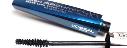 Crash test maquillage l'Oreal waterproof